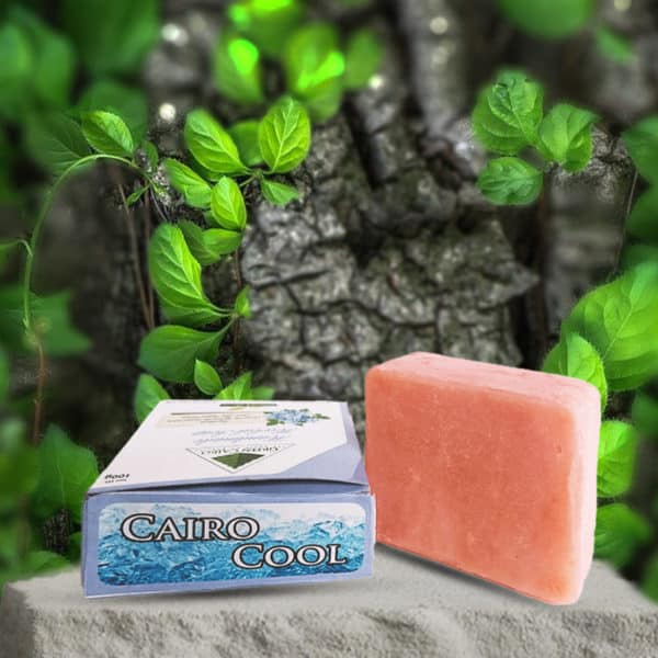 Cairo Cool Soap 100g