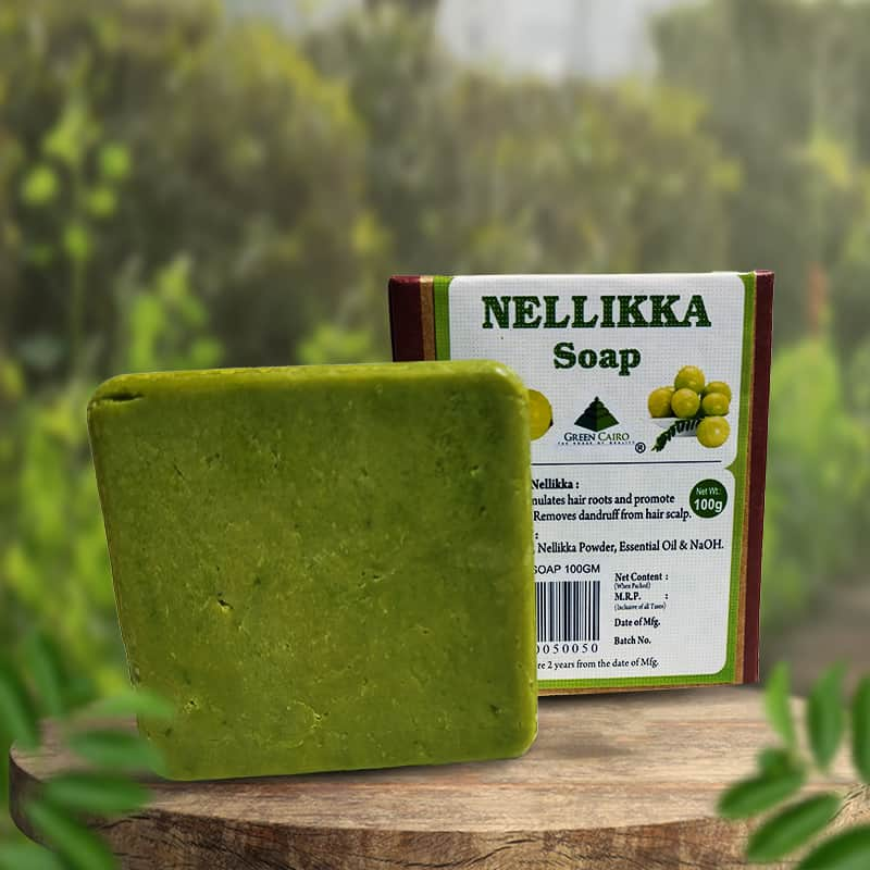 Nellika Soap 100g