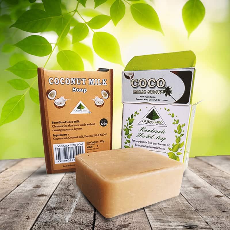 Coco Milk Soap 100g