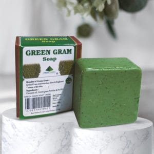 Green Gram Soap 100g