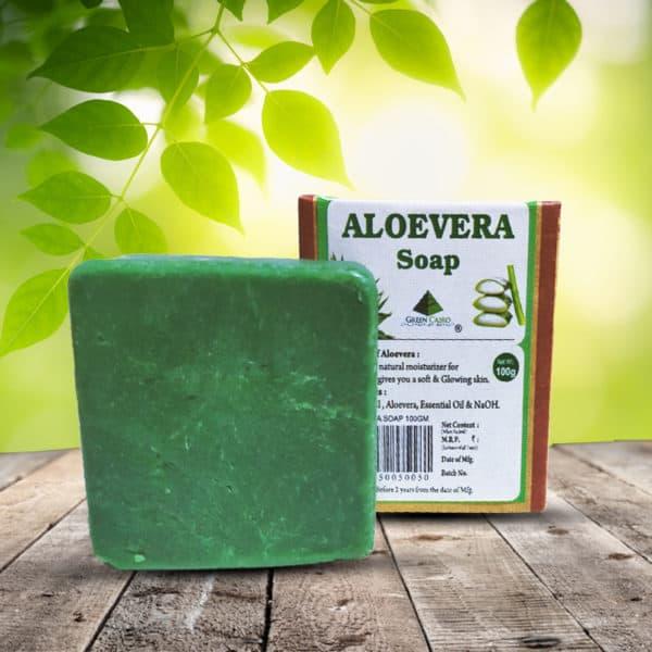 Alovera Soap 100g