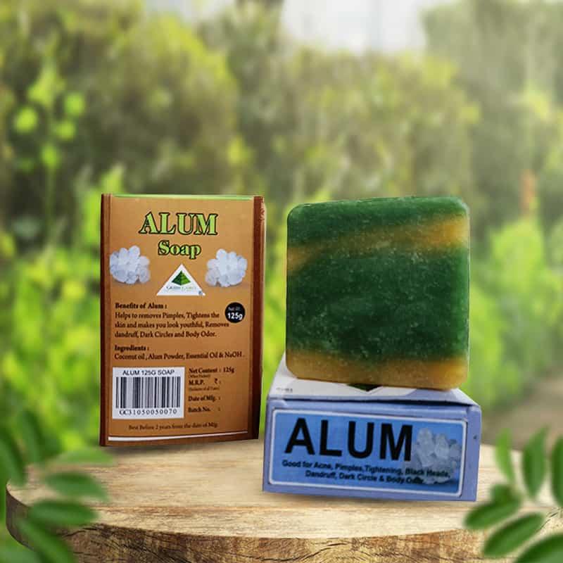 Alum Soap 100g