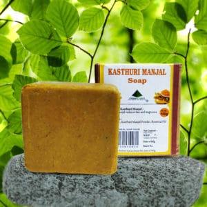 kasthuri manjal soap 100g