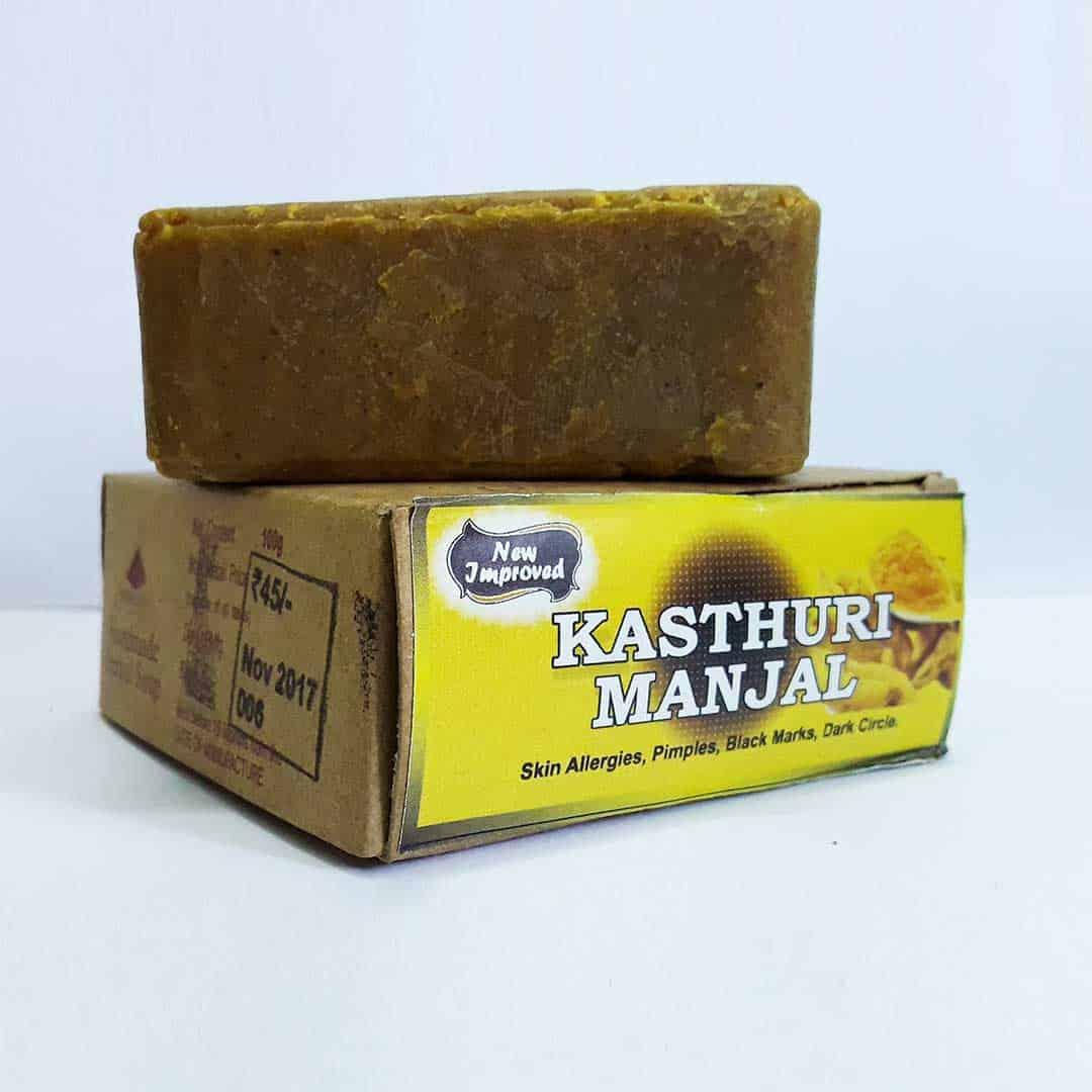 Kasthuri Manjal Soap