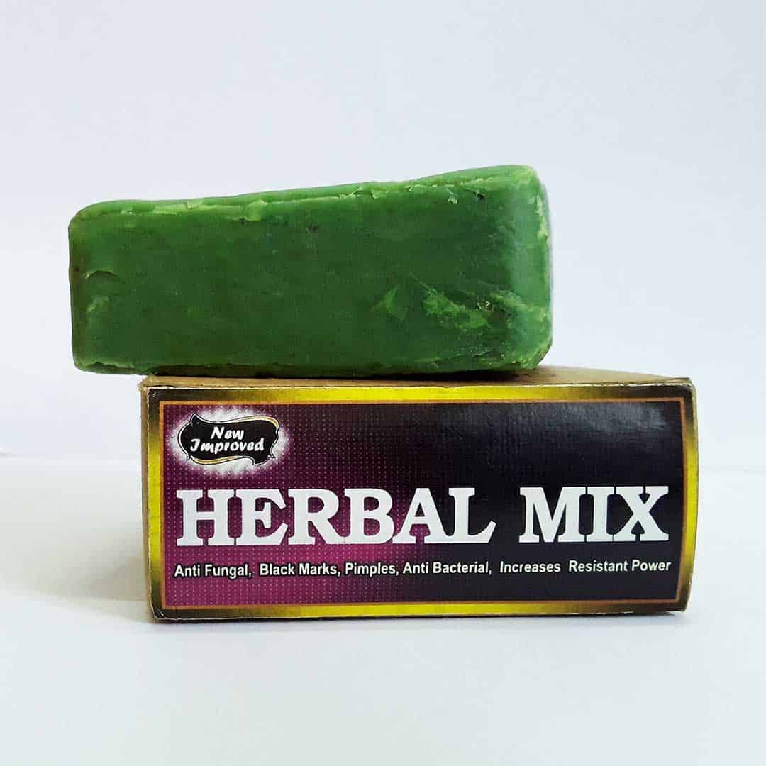 Herbal Mix Soap