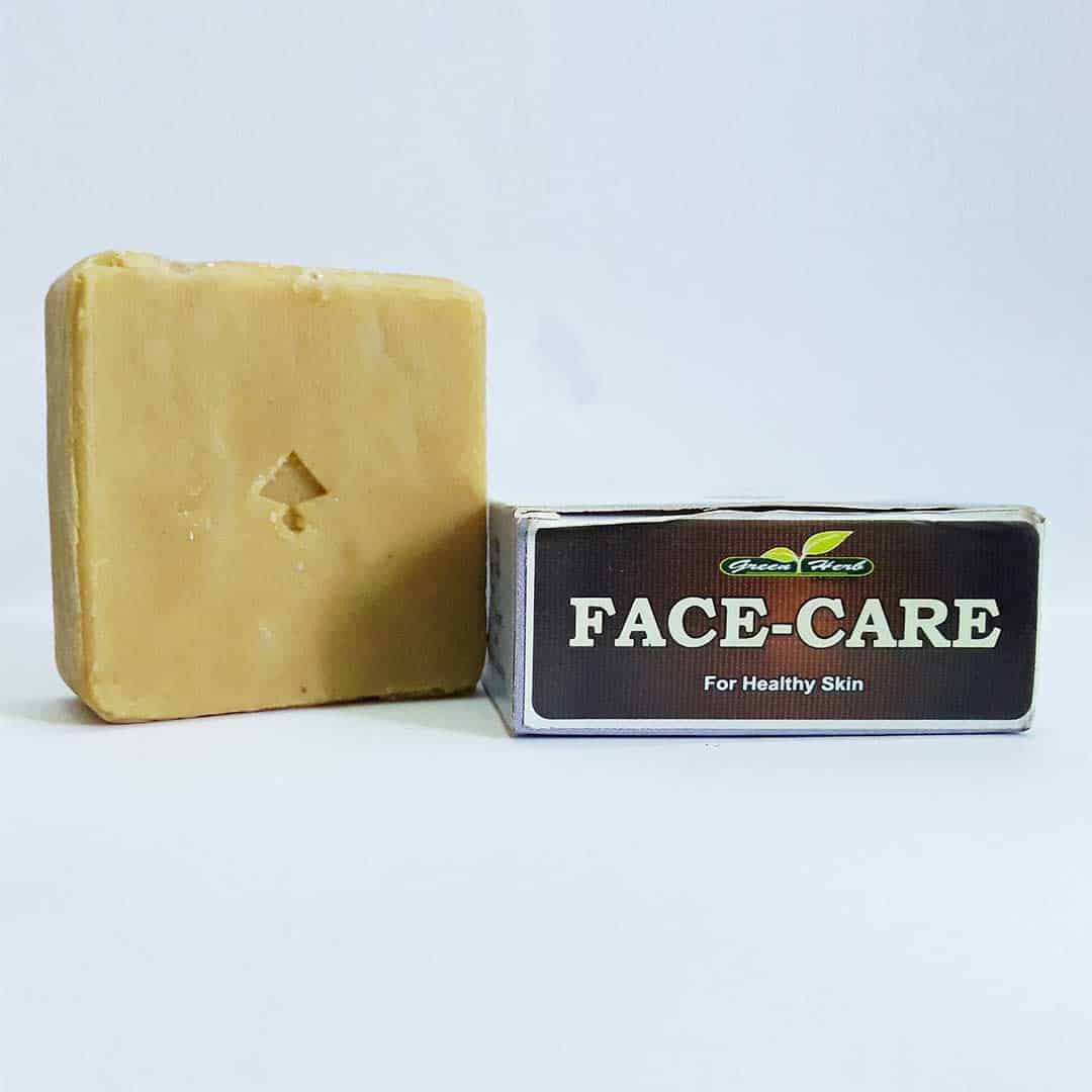 Face-Care Soap