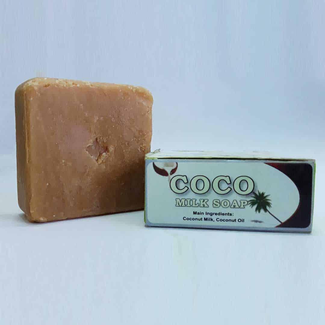 Coco Milk Soap