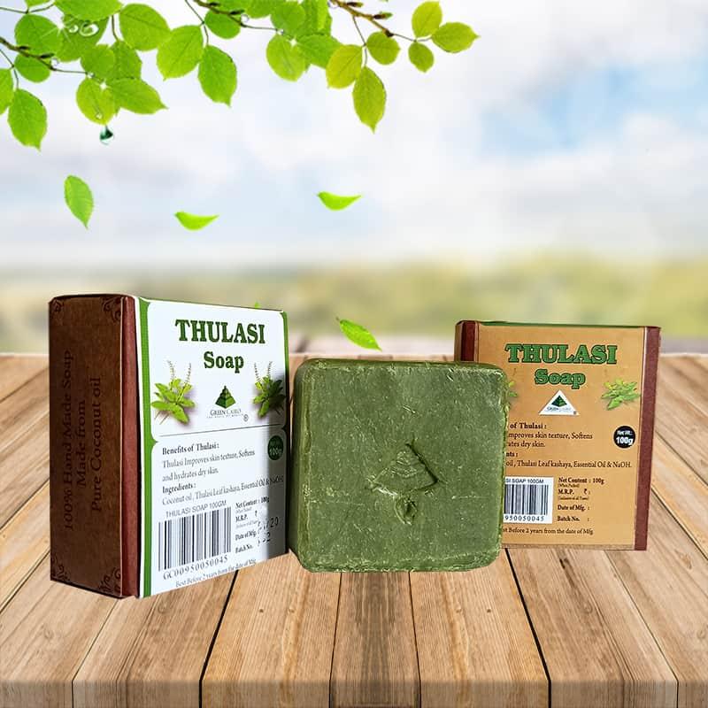 thulasi soap