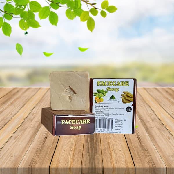 face care soap