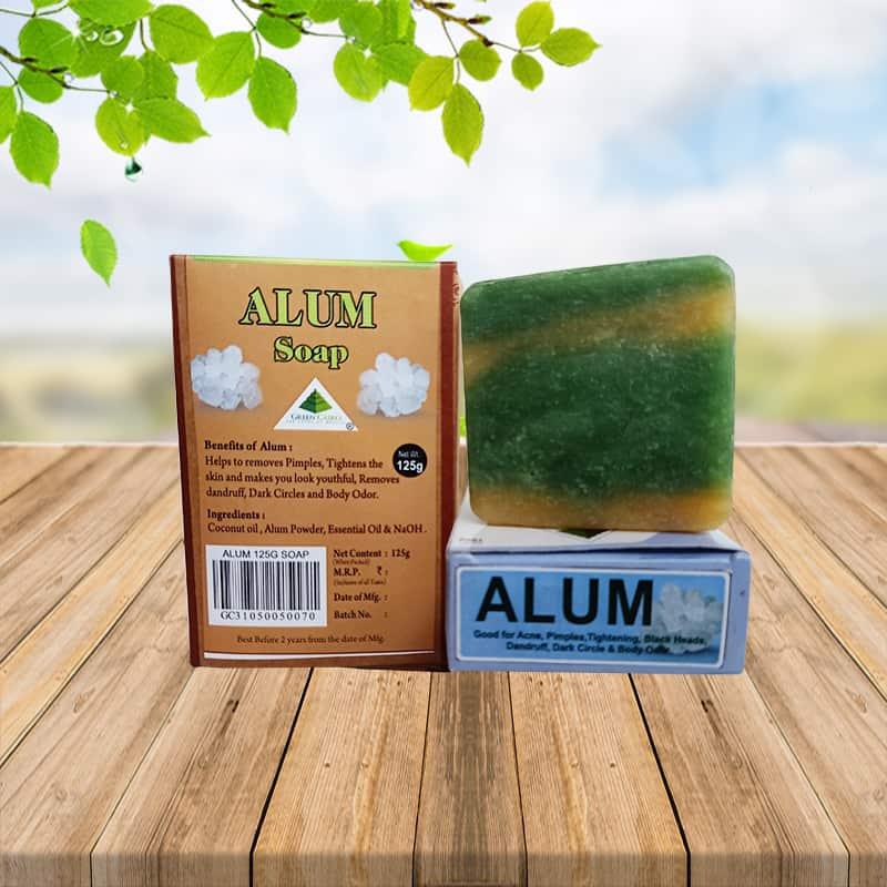 alum soap