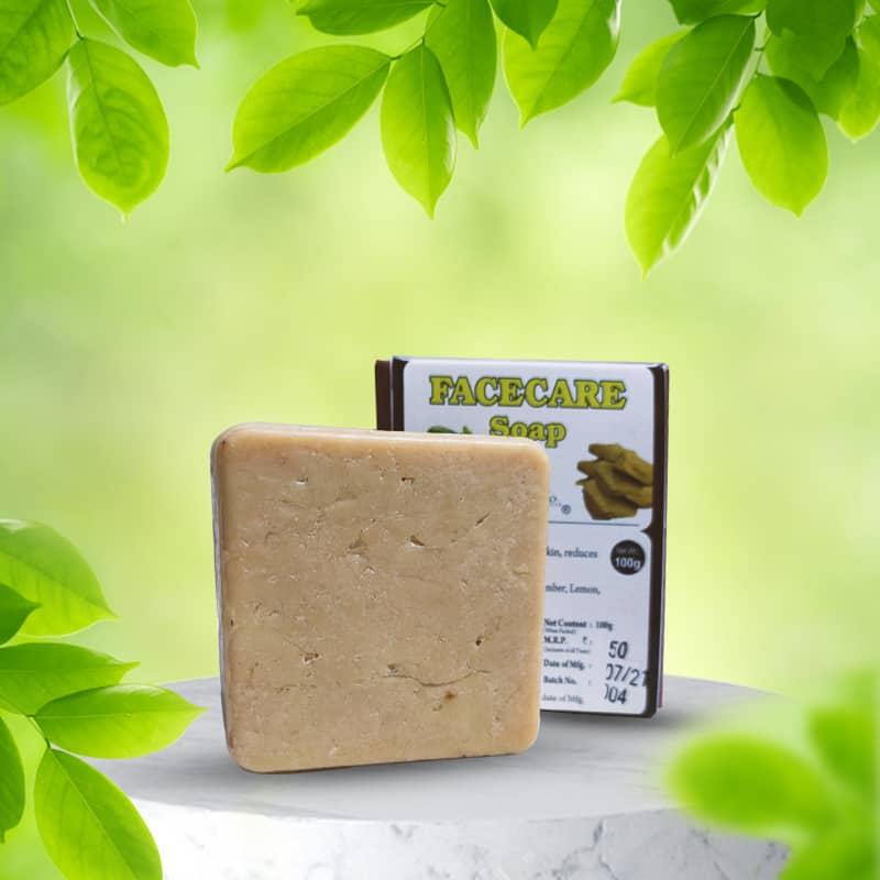 facecare soap