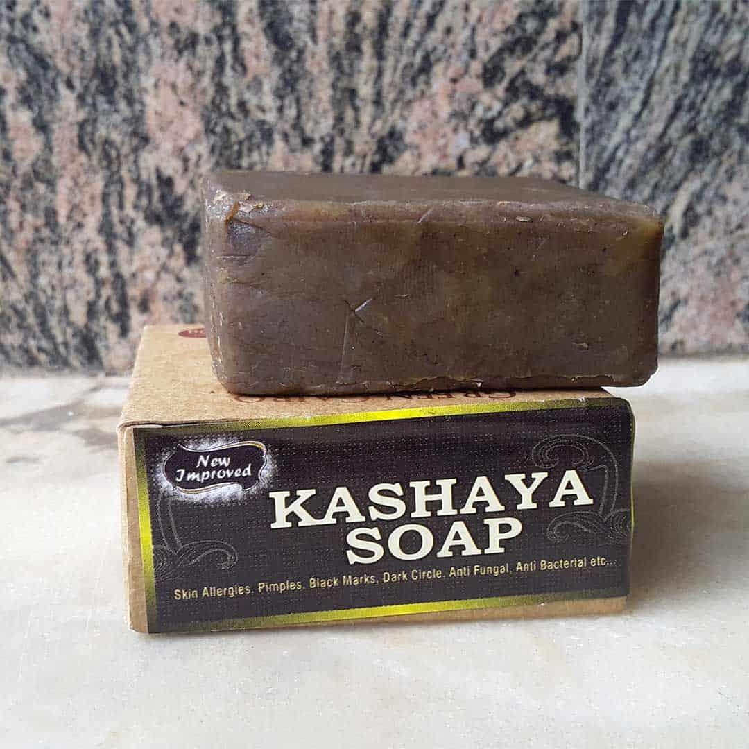 kashaya soap