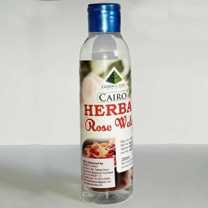 Cairo Herbal Rose Water