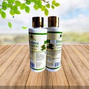 henna shampoo