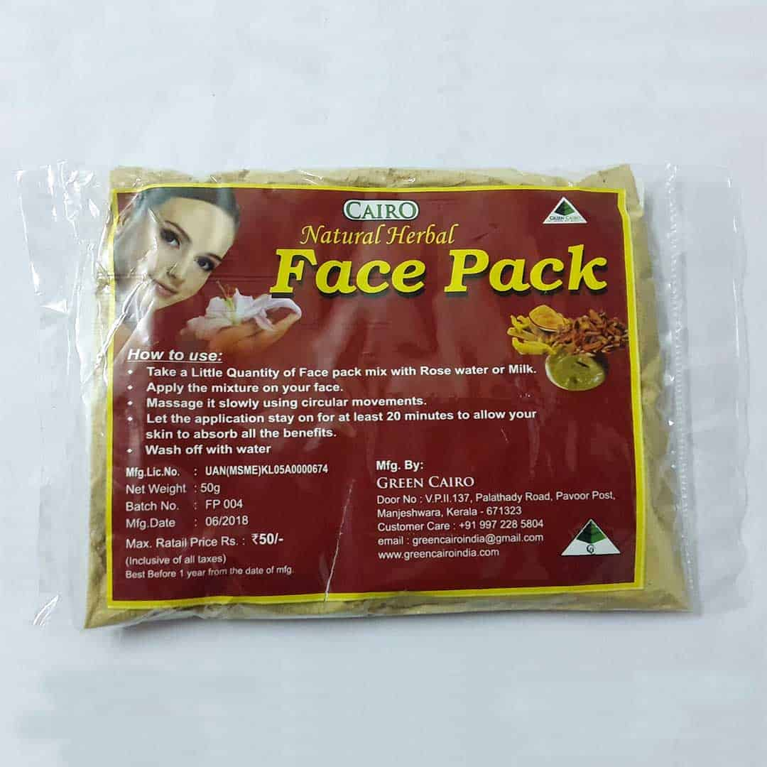 Herbal Face Pack