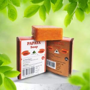 Papaya Soap 100g