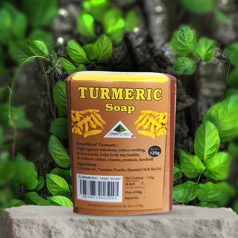 Turmeric Soap 125g