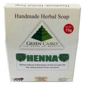 henna soap
