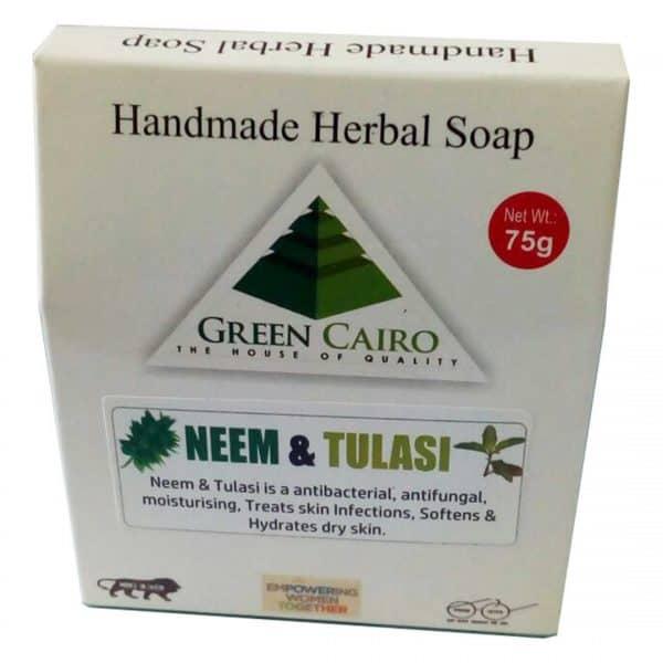 Neem & Tulasi Soap