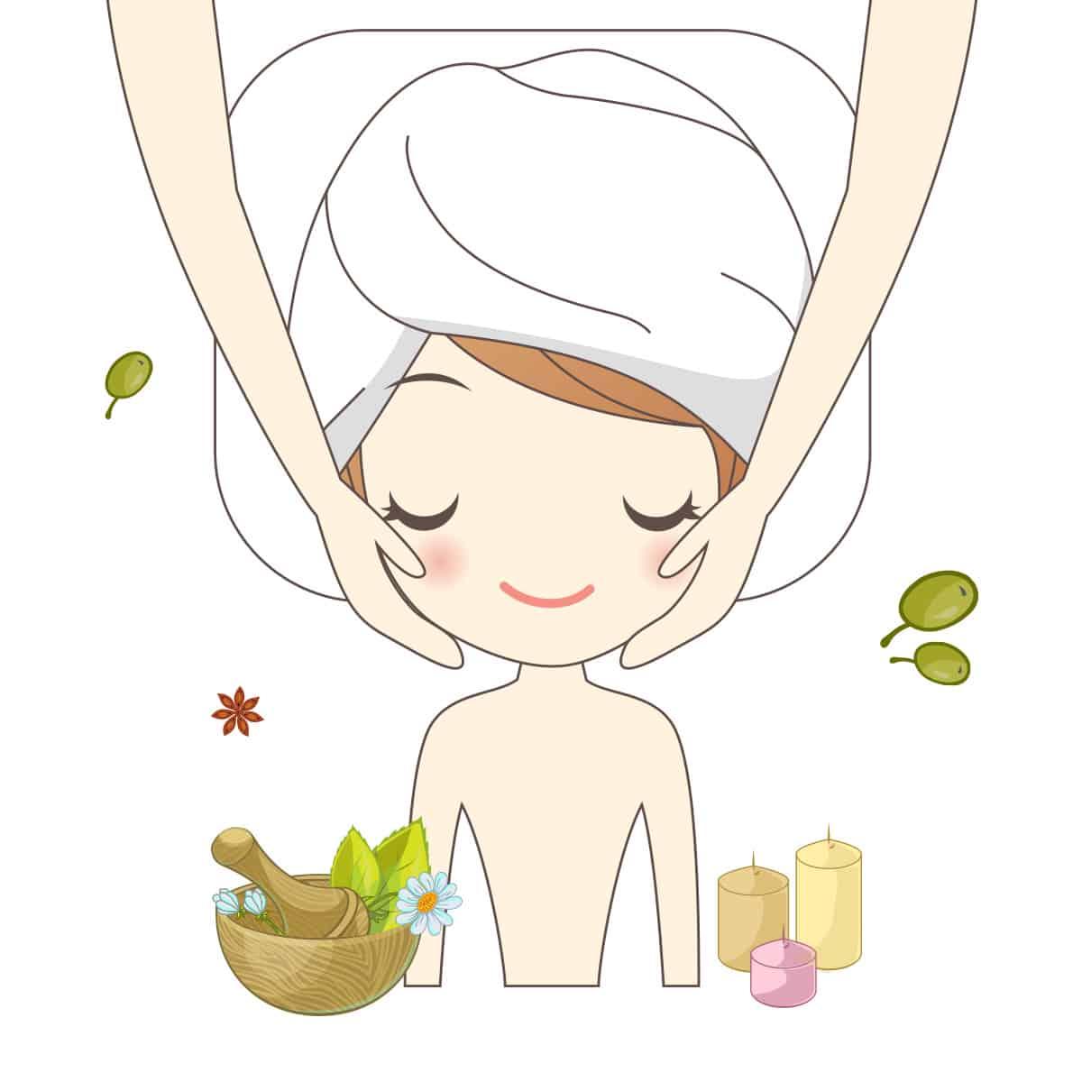 Skin with Herbal Affair