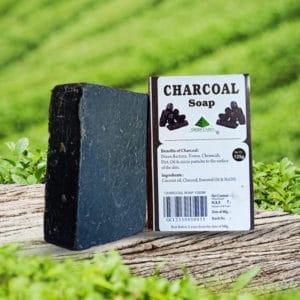 Charcoal Soap 125g