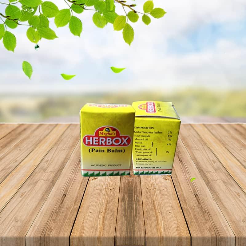 herbox pain balm