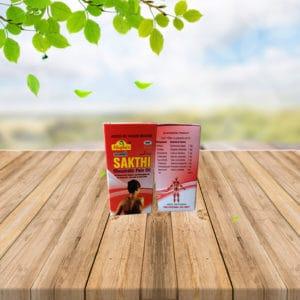 sakthi rheumatic pain oil