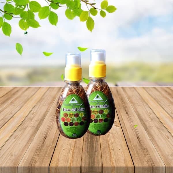 hair oil 250 ml