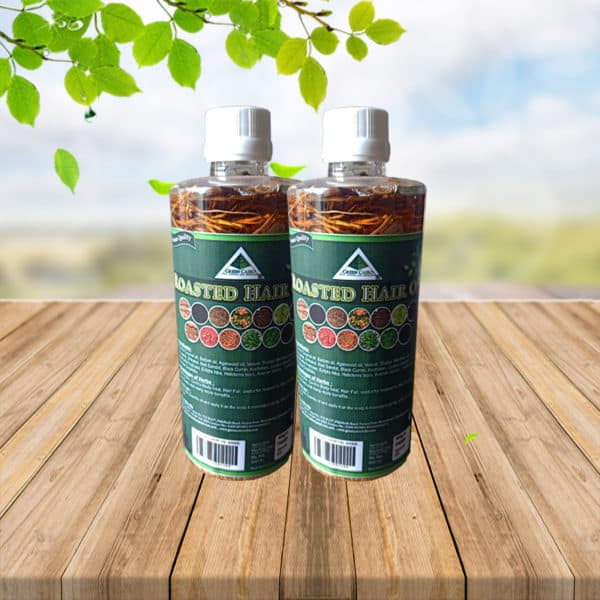 hair oil 500ml