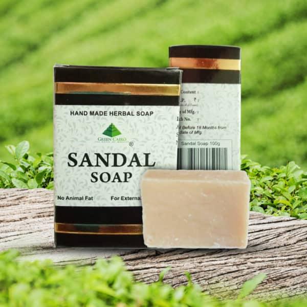 Sandal Soap 100g