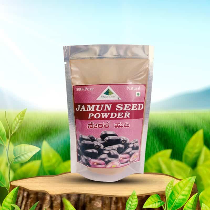 Jamun Seed Powder 100g