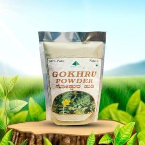 Gokhru Powder 100g
